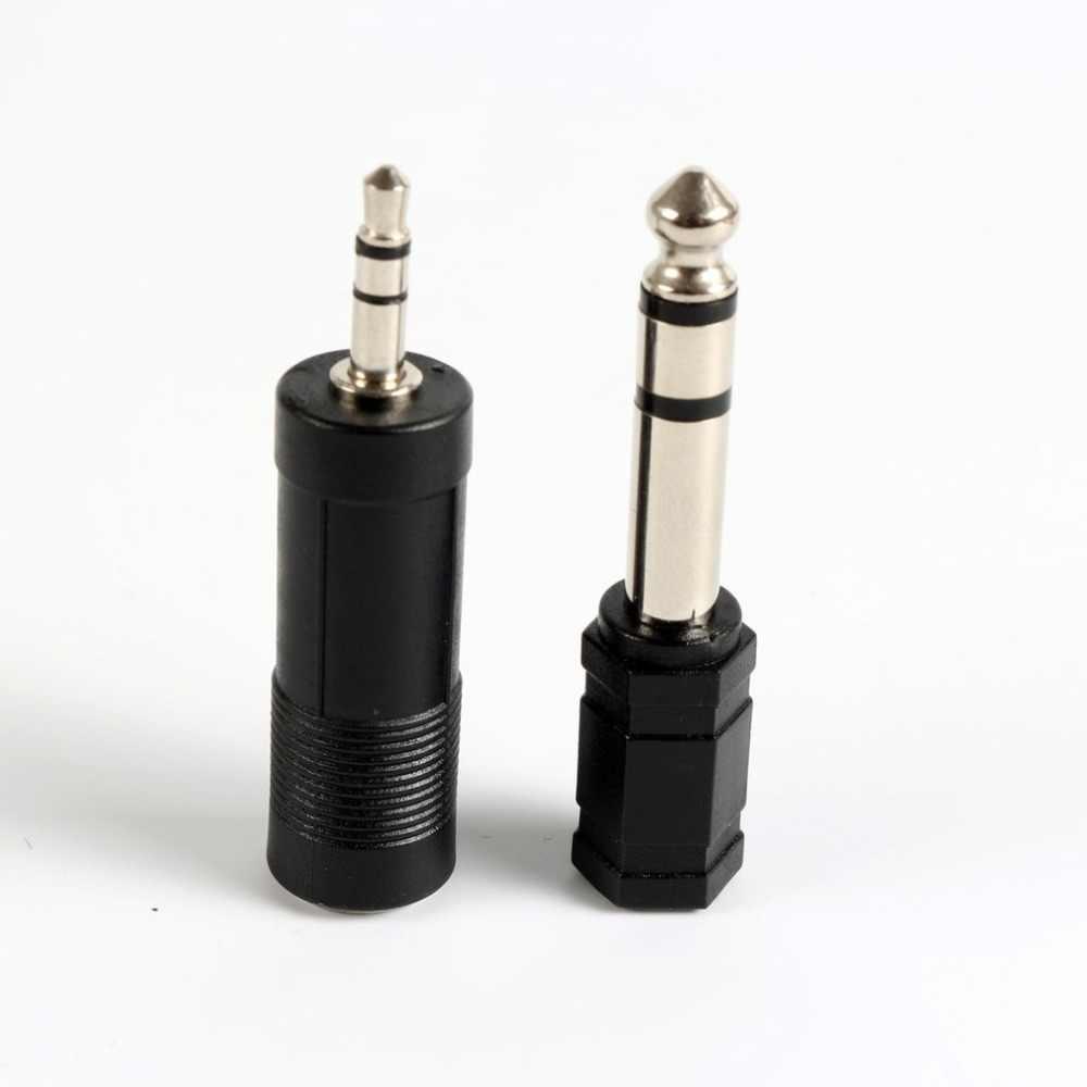 Zwart Adapter Elektrische Gitaar naar USB Interface Link Kabel voor PC Mac Recordin voor Elektrische Gitaren Bass