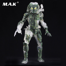 Collectible Anime Figure Predator 7 Jungle Hunter Demon PVC Action Figurine Figure NECA 30TH Anniversary Doll Model for Gift hot game wow demon hunter demon form figurine figure illidan stormrage statue pvc action figure resin collection model toy gifts