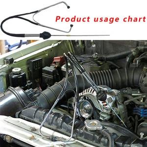 Image 5 - 1 peça de profissional mecânica de automóveis estetoscópio motor do carro bloco ferramenta diagnóstico cilindro ferramentas consultoria automotiva para carro