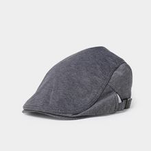 Brand NUZADA Cotton Women Men Unisex Beret Hats Flat Cap Visor Caps Simple Classic 5 Colors Spring Summer Autumn Boina