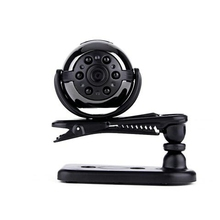 Новая Версия SQ8 Мини Камеры SQ9 1080 P HD 360 Градусов вращение Клип Микро Камера Инфракрасного Ночного Motion Detection Mini Kamera Д. в.