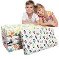 Cartoon Children Pillow Bedding Cushion Memory Foam Infant Toddler Bedding Newborn Soft Baby Neck Pillow  45 x 25 x 6cm