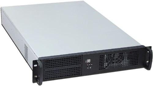 19-дюймовую стойку сервер компьютерный корпус для промышленного удлинить шасси 2U660mm заднего стекла могут быть заменены