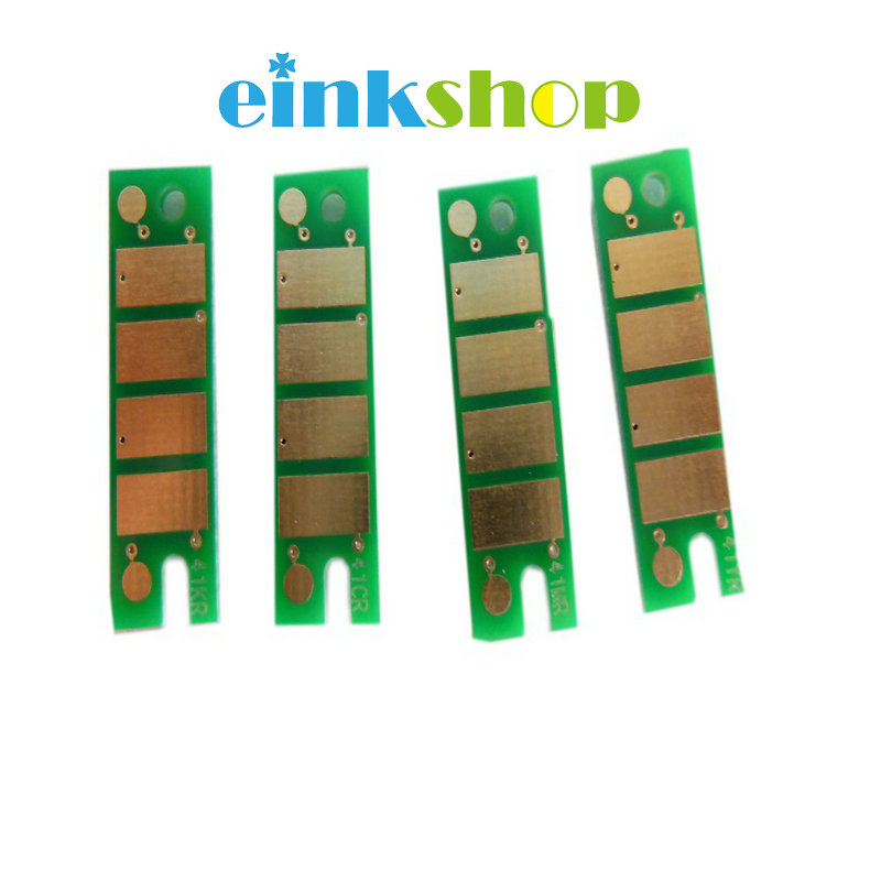 Einkshop 1set Auto Reset Chip GC41 For Ricoh SG2100 SG2100N SG3100 SG3100SNW SG3110DNW SG3110DN SG3110SFNW  Gc41 Chip