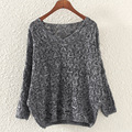 Christmas Women Sweaters and Pullovers Winter Autumn Long Batwing Sleeve Hollow Out Knitted  Knitwear Ladies Sweater FRMY130