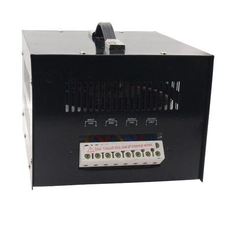 uso domestico 220 v 110 v ou 110 220 v saida conversor de voltagem