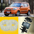 2pcs Power Front /Rear Shock Suspension Cushion Buffer Spring Bumper For KIA Soul