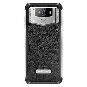 Image 5 - OUKITEL K12 5V 6A Smartphone Android 9.0 téléphone portable 6.3 19.5:9 MTK6765 6G RAM 64G ROM NFC 10000mAh prise rapide dempreintes digitales
