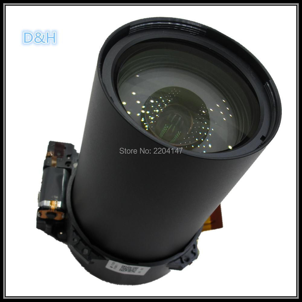 New original Lens Zoom Unit For Nikon Coolpix P610 / B700 Digital Camera Repair Part (NO CCD) 95%new lens zoom unit for canon for powershot sx50 hs digital camera repair part ccd