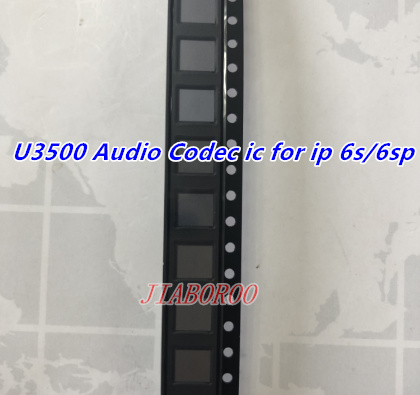 20pcs lot U3500 AUDIO CODEC chip for iPhone 6s 6splus
