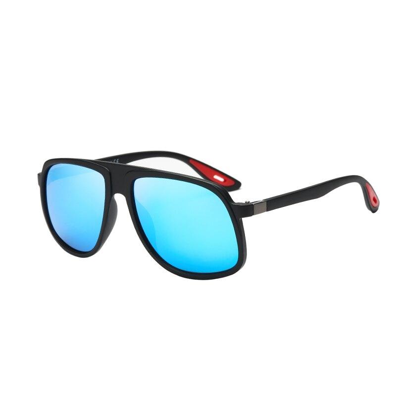 2019 BRAND DESIGN Classic Sunglasses Men Driving Male Sunglasses Men Summer Temple Square Goggles UV400 Oculos De Sol in Men 39 s Sunglasses from Apparel Accessories