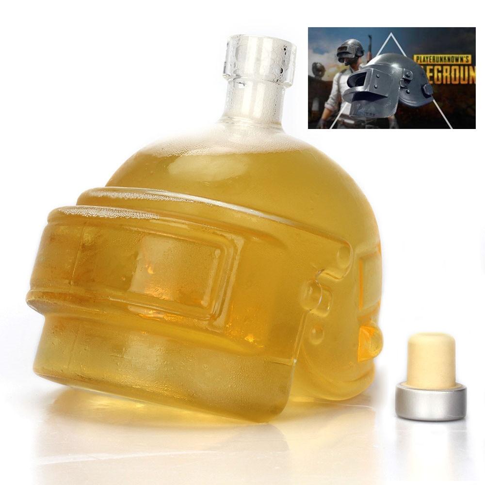 Draagbare Wijnfles Star Wars Stormtrooper Kristallen Wijnglas Fles Shot Glas Cup Bar Gereedschap Decoratie Bier Glas Ketel Aangenaam Voor Het Gehemelte