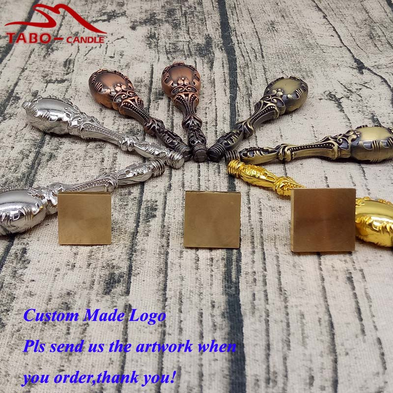 Customized Special Sealing Wax Stamp Metal Handle Square Sealing Wax Stamp Based on Metal Handle for Envelope фанатская атрибутика nike curry nba