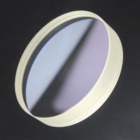 Optical Glass Long Focal Length 1000mm Doublet Double Convex Lens DIY Astronomic Telescope Objective Lens 1PC