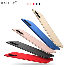 For Huawei Nova 5 Pro Case Thin Hard PC Shell Cover Bumper Back Phone for