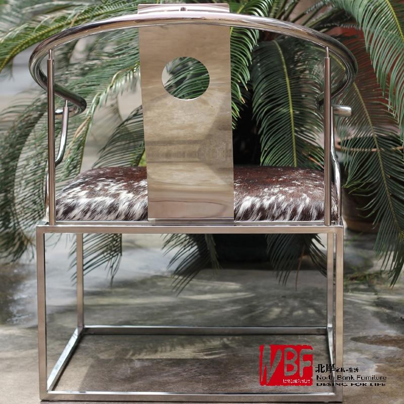 Minimalist Modern Art Stainless Steel