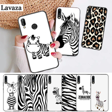 Lavaza Cartoon zebra supreman Silicone Case for Huawei P8 Lite 2015 2017 P9 2016 Mimi P10 P20 Pro P Smart Z 2019 P30