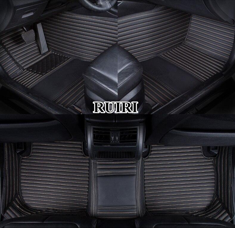 Tapis de bonne qualité! Tapis de sol de voiture spéciaux personnalisés pour BMW X5 G05 2019 tapis de voiture durables imperméables pour BMW X5 G05, livraison gratuite
