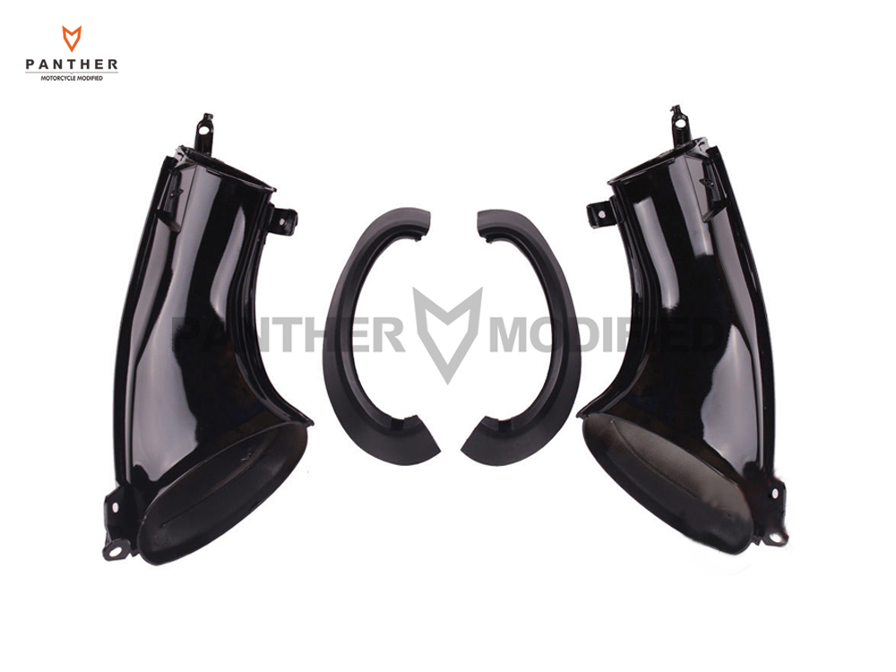 1 Pair ABS Plastic Motorcycle Ram Air Intake Tube Duct  Moto Intake pipeline case for Yamaha YZF R1 YZFR1 2007-2008 motorcycle ram air intake tube duct pipe for yamaha yzf600 r6 yzfr6 yzf600r 2006 2007 high quality abs plastic motorbike