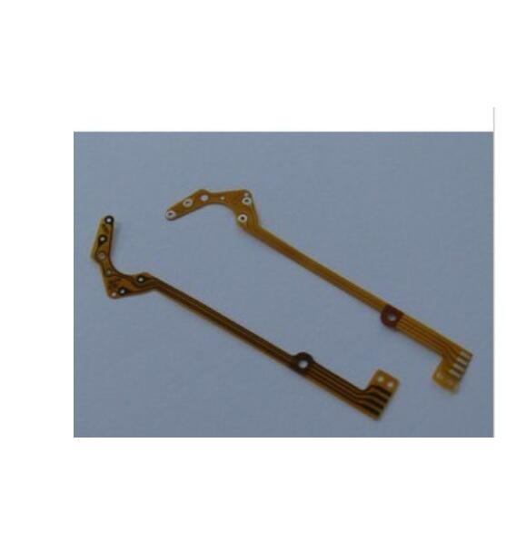 NEW Digital Camera Repair Parts For <font><b>SAMSUNG</b></font> S760 <font><b>S860</b></font> ES55 ES10 ES15 ES17 ES60 Shutter Flex Cable image