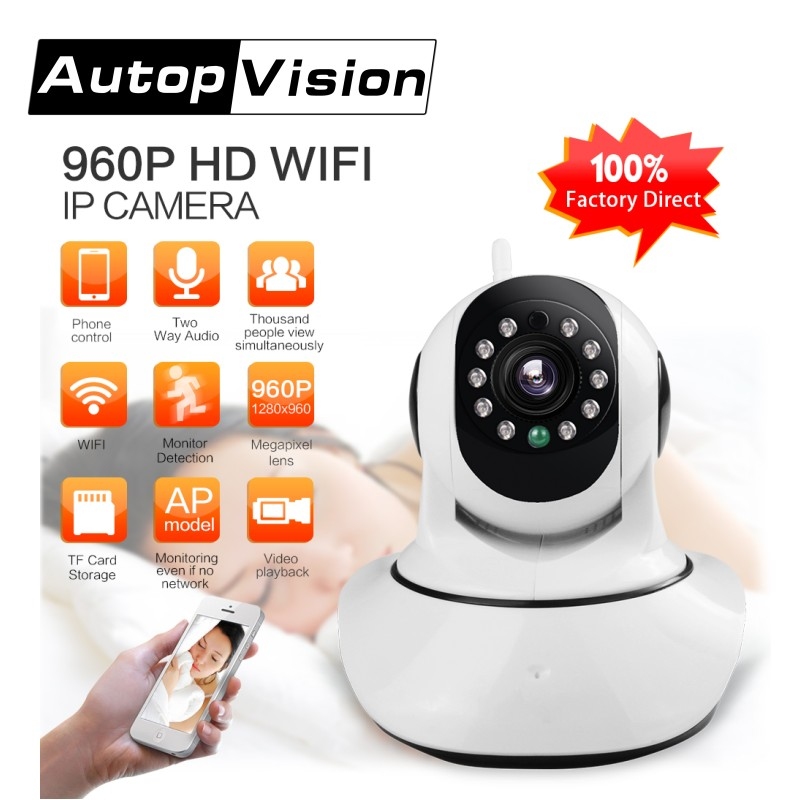 LS-F2 HD 960P Wireless Pan Tilt IP Camera baby monitor Infrared night vision P2P wifi IP Camera Home security indoor camera lumifor ls 6060 f2