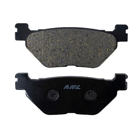 Motorcycle Brake Parts Front & Rear Brake Pads For YAMAHA TDM900 2002-2015 XV1900 2006-2014 FJR1300 XV1700 oad Star Midnight Multan