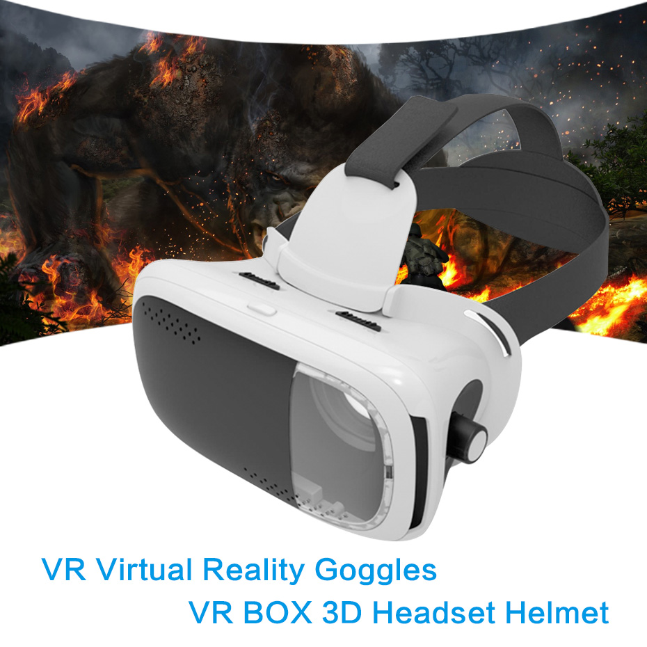 VR BOX VR Headset 3D Glasses Virtual Reality Goggles Glasses Cardboard 100% Original For Iphone Android Samsung Smartphone  samsung vr headset | Samsung Gear VR w/ Controller Latest 2017 MODEL – REVIEW  font b VR b font BOX font b VR b font font b Headset b