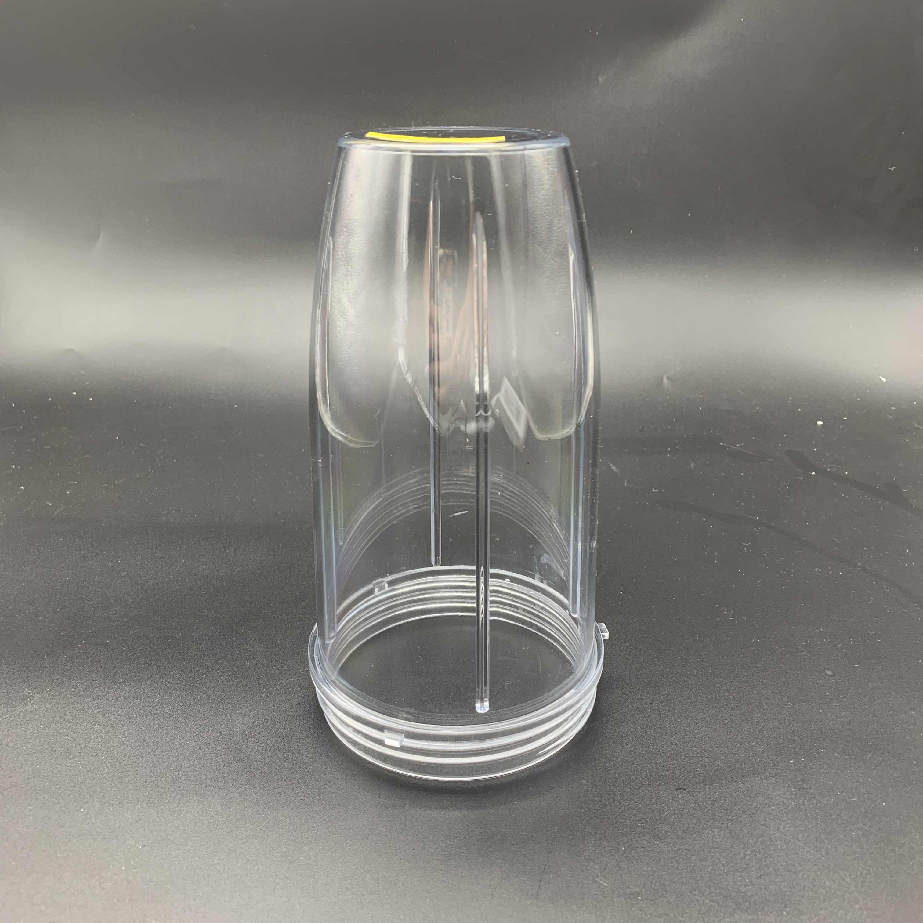 32 Oz Cinza Substituição Copo Transparente Com Tampa de Plástico Para Peças Liquidificador Espremedor Nutribullet Para Nutri Para Bala