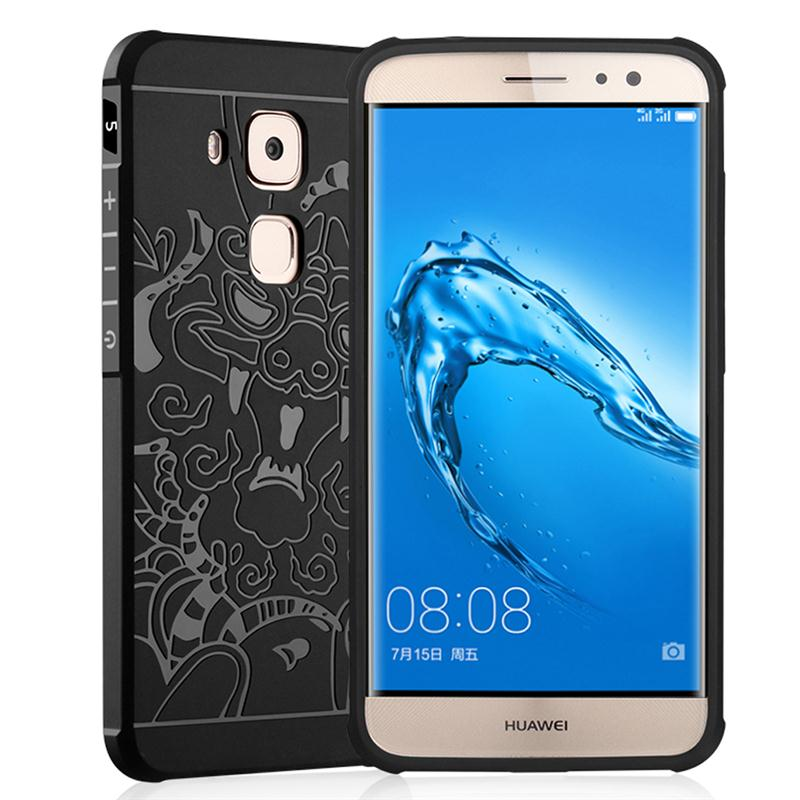 For Huawei Maimang 5 [Shock Absorption] Cases TPU Soft Case Cover For Huawei Maimang 5/Milan/MLA-AL10/5.5 Cases