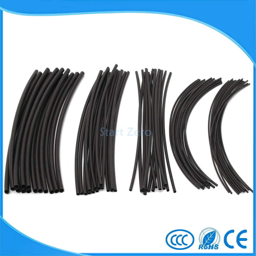 """5 FT 5/' Feet RED 1/"""" 25mm Polyolefin 2:1 Heat Shrink Tubing Tube Sleeve Cable US"""