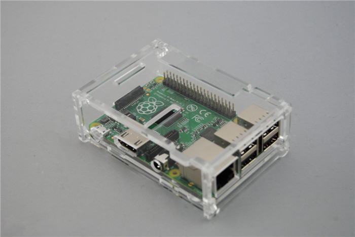 все цены на  3 IN 1 Rev 3.0 512 RAM Raspberry Pi Model B+ Project Board + 3 heat sinks + 1 board case  онлайн