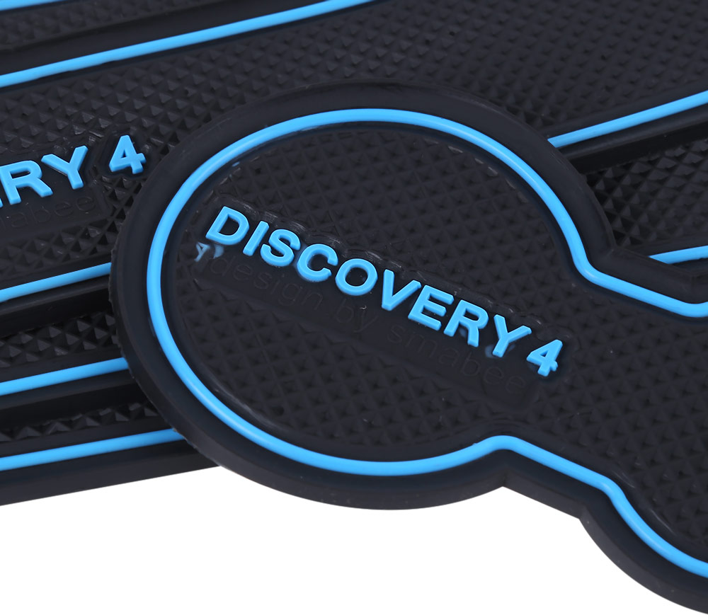 Rubber mats discovery 4 - 18pcs Auto Car Accessories Interior Door Rubber Non Slip Cup Mats Holder Gate Slot Pad For Land Rover Discovery 4 3 Colors On Aliexpress Com Alibaba Group