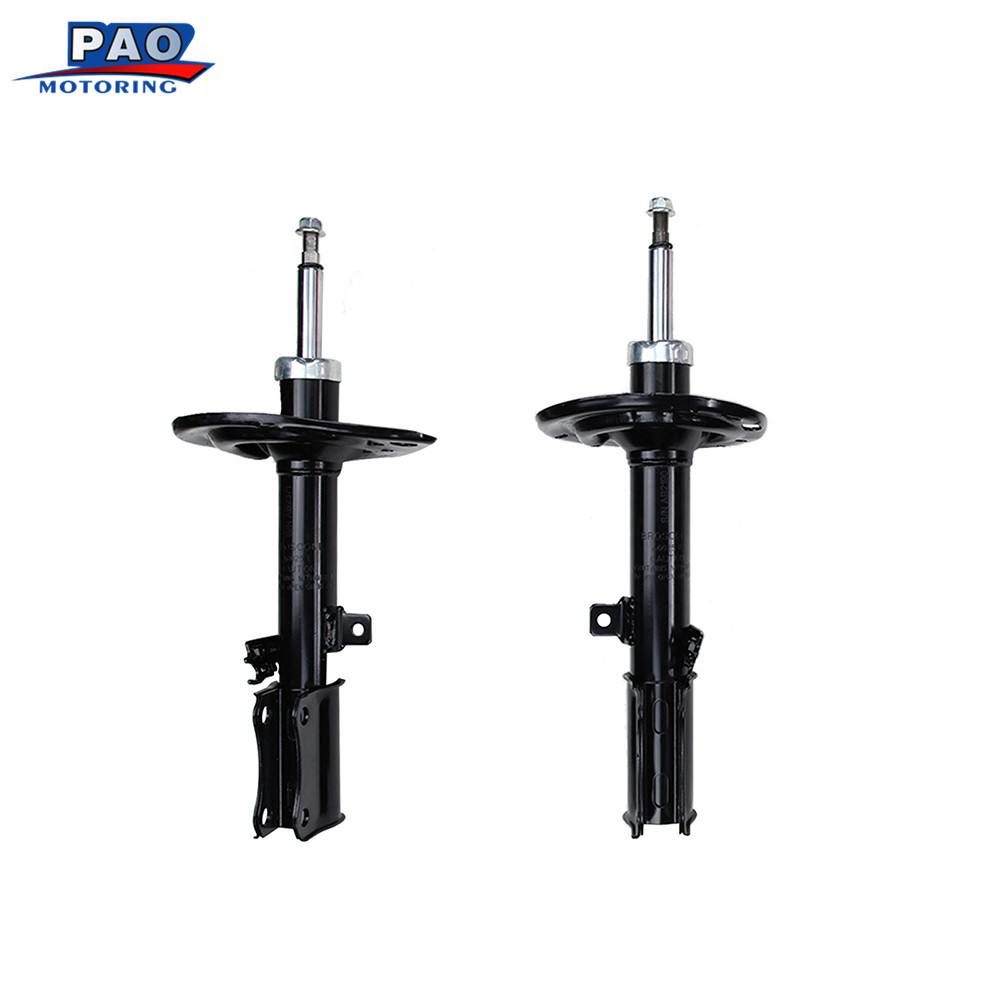 2PC New Rear Left and Right Pair Shocks Struts Absorber For 2007-2011 Toyota Camry 2008-2012 Avalon OEM 72310,72309 Car parts kyb car left shock absorber 338048 for citroen lifan 520 auto parts