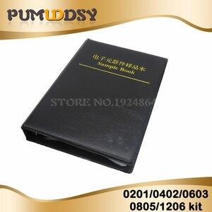0201 0402 0603 0805 1206 kondensator Probe Buch 0,5 pF ~ 10uF Chip SMD Kondensator Sortiment Kit 51/80/90/92 Werte X 50Pcs/25PCS