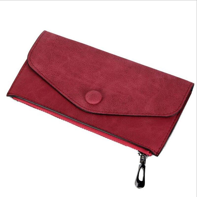 senhoras cartão feminino bolsa grande Composição : Nubuck Leather