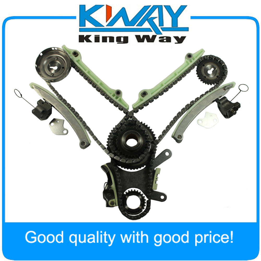 Timing chain kit fit for 1999 2004 dodge durango jeep grand cherokee 4 7l v8