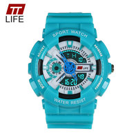 TTLIFE Top Brand Watch Men LED Digital Watches G Style Watch Waterproof Sport Military Shock Watches