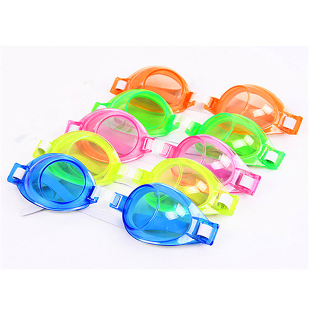 Professional Silicone Swimming Goggles for Kids