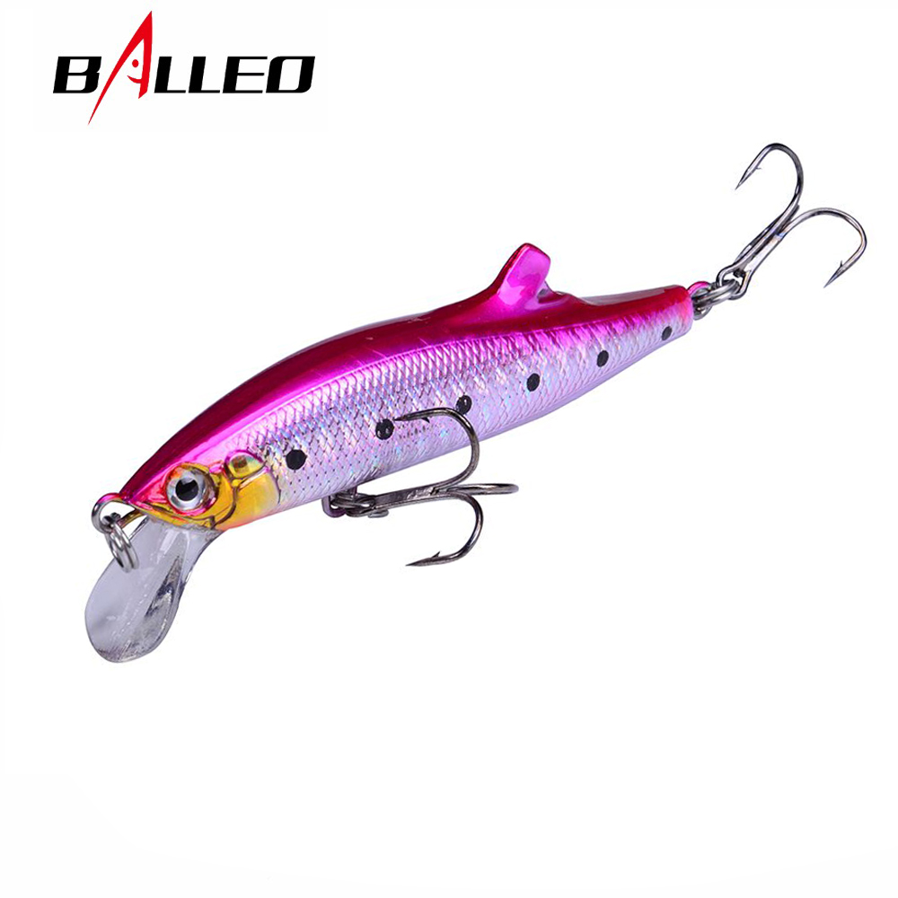 Balleo 9cm/26g sinking Minnow Fishing Wobblers casting Crankbaits Crap Tackle pesca 3D Eyes