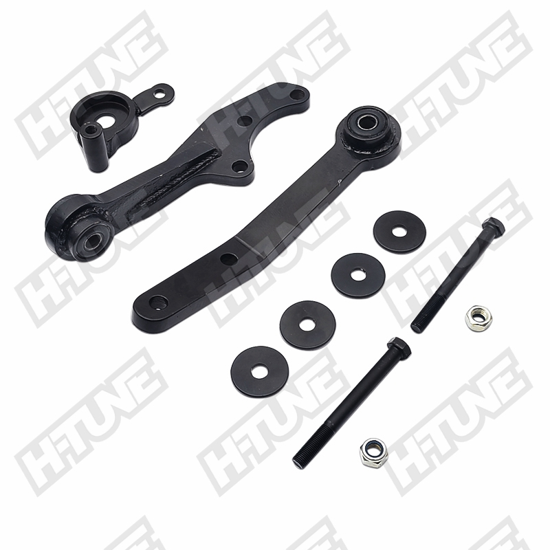 H-TUNE 4x4 Accesorios Cradle Arm Style Front 2