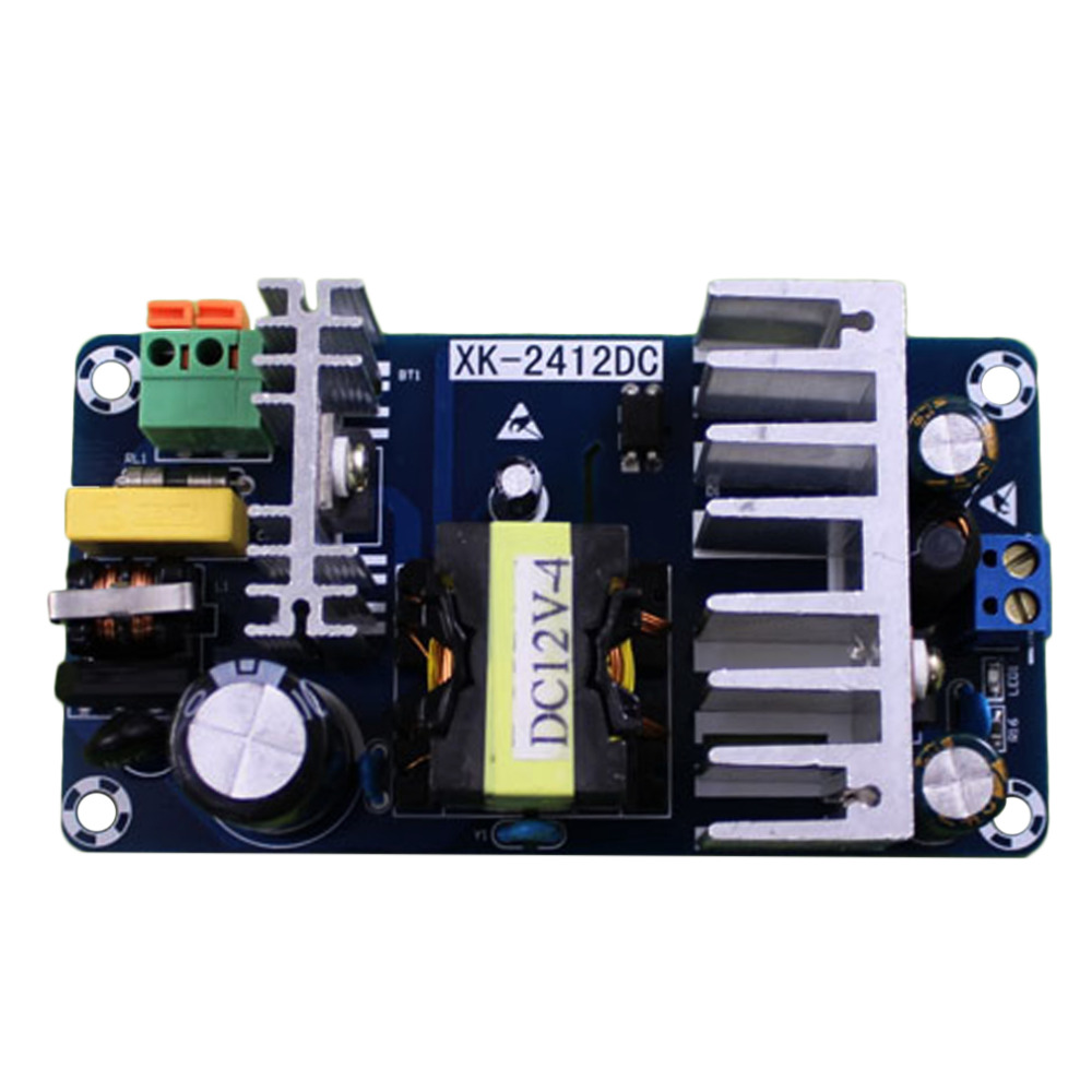 Ac 85 265v To Dc 12v 8a 50 60hz Switching Power Supply Module Circuit Board In Stock High Quality Drop Shipping From Home