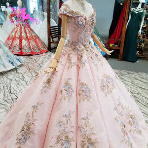 Image 3 - AIJINGYU Where To Buy Sexy Dresses Real Newest Lace German Bridal Cheap Beautiful Elegant Gowns Wedding Dress Sleeve