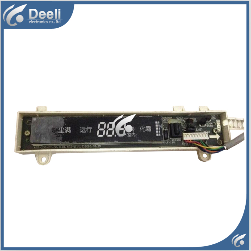 95% new good working for Midea Air conditioning display board remote control receiver board KFR-26G/BP2DN1Y-L 95% new good working ua40d5000pr s100fapc2lv0 3 bn41 01678a ltf460hn01 l board