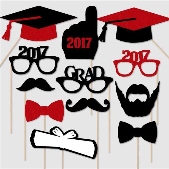 custom 2017 2018 graduation portrait glasses birthday graduation clipart class of 2018 Class of 2013 Graduation Picture Ideas