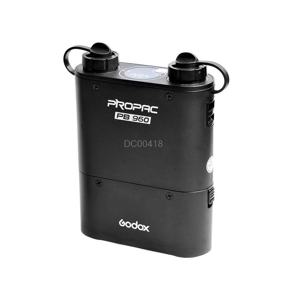Godox PB960 Speedlite met dubbele uitgang Flash Power Battery Pack - Camera en foto - Foto 3