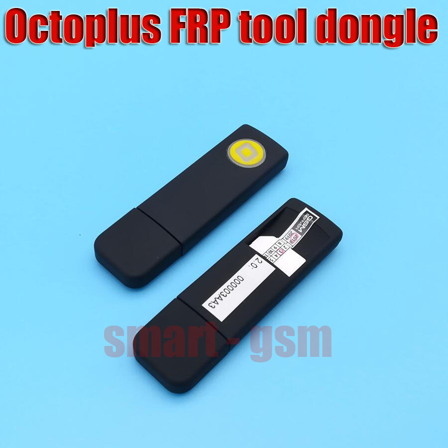 2018  Original OCTOPUS OCTOPLUS FRP TOOL Dongle For Samsung, Huawei, LG, Alcatel, Motorola Cell Phones