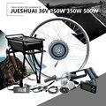 36V 250W 350W 500W электрический мотор колеса Электрический велосипед комплект с батареей 10A 12Ah Ebike конверсионный комплект мотор электрический для ...