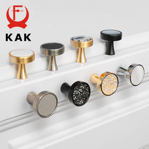 KAK European Wall Hooks for Hanging Hat Bag Coat Hanging Hooks Gold Cabinet Door Knobs and Handles Dresser Knobs Pulls Hardware