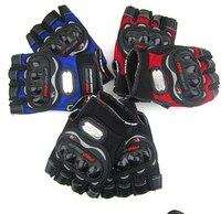 pro- bisikletçinin sürme yarı- parmak eldiven şövalye/motosiklet direnci yaz serin koruyucu eldiven