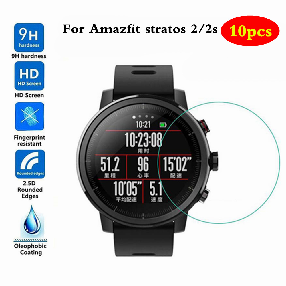 TPU Screen-Protector Protective-Film-Accessories Smart-Watch Amazfit Stratos Xiaomi Sport